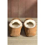 Ботинки теплой овчины зимы вскользь для людей