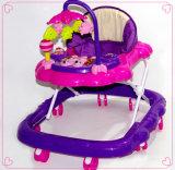 Purpurrote Kind-faltbarer Baby-Wanderer