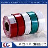 Rote weiße Reflexreflektierender Klebstreifen des band-3m 983 (C3500-0)