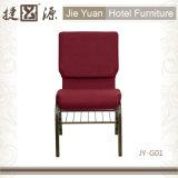 Stapelbare Metallstühle für Kirche-Hallen (JY-G01)