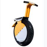 シートが付いている電気1つの車輪のバランスをとるUnicycleのスクーター