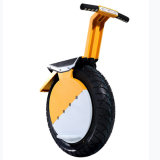 シートが付いている電気1つの車輪のUnicycleのスクーター