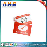 Cartão NFC RFID altamente protegido para reconhecimento de informações