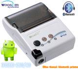 mini Bluetooth impresora termal móvil Porti-S30/40 del recibo de la posición de 58 milímetros con linux