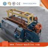 Engranzamento de fio de friso automático cheio que faz a máquina