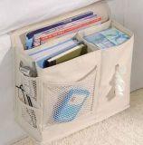 يعلّب حقيبة جانب سرير يعلّب حقيبة يعلّب منظّم يعلّب حامل