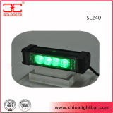 Voyants d'alarme de base en aluminium de tableau de bord/paquet DEL de signal d'échantillonnage (SL240)