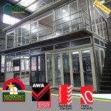 오스트레일리아 기준 UPVC에 의하여 이중 유리로 끼워지는 Windows와 문 제조자