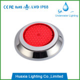 630LEDs 316 lumière sous-marine de piscine de l'acier inoxydable DEL