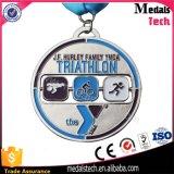 As medalhas Running do esporte da concessão da medalha do partido do traje