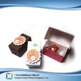 Rectángulo de empaquetado plegable del regalo del chocolate del caramelo de la joyería de la tarjeta del día de San Valentín (xc-fbc-027)