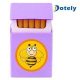 Neues Form-Silikon-rauchende Kasten-Karikatur-Taschen-Zigaretten-Kasten-Hülse