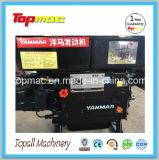 Misturador concreto portátil Diesel da alta qualidade pela manufatura de Jiangsu Topall Corporation