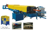 12 post die om Downspout van de Pijp Broodje Rolling die Machine vormen