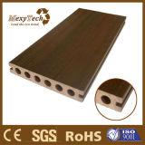 Cubierta plástica de madera impermeable Boads de la coextrusión del compuesto WPC