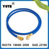 真鍮の付属品が付いているYute Saej2888標準R1234yfの冷却する充満ホース
