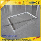 Marco de aluminio con procesamiento profundo para decoración de muebles