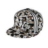3D Embroidereyの涼しいHip Hopの帽子(JRN095)