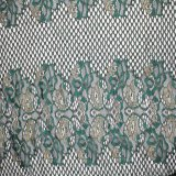 Tessuto francese del merletto dell'indumento poco costoso prefabbricato delle donne della Cina
