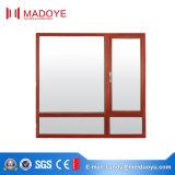 Aluminiumprofil-geöffnetes Innere-kleines Flügelfenster-Fenster