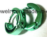 De Oorringen van de Manier van het Roestvrij staal van Jewellry van het Lichaam van de Juwelen van Shineme (ER2640)
