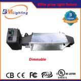 温室の方形波のデジタルバラスト630W CMHはHydroponicキットのための照明設備を育てる