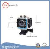 Câmara de vídeo da ação de WiFi da câmera do esporte ultra HD 4k de Fisheye da correção mini