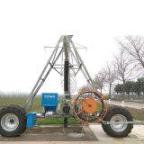 Automatische Abzugsgraben-Zufuhr-seitliches Bewegungs-Bauernhof-Bewässerungssystem