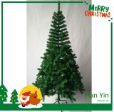 Albero di Natale decorato poco costoso del PVC