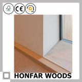 Доска обхода строительного материала стандартная деревянная для декора дома/гостиницы