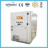 Réfrigérateur refroidi à l'eau chaud à faible bruit de défilement d'absorption de 15kw 5HP