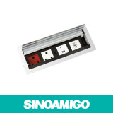 Sinoamigo Feld Sts-120 Schlagen-oben Kästen leicht
