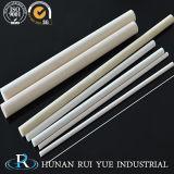 Tubo o alúmina refractario de alta temperatura Rod de cerámica del alúmina