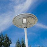 Luz de calle al aire libre de la lámpara solar moderna impermeable LED del jardín