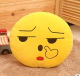 Cuscino su ordinazione all'ingrosso di Whatsapp Emoji