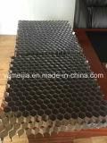 base de panal de aluminio gruesa de 3m m a de 300m m para los paneles compuestos
