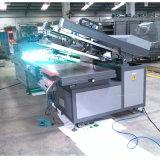 De UVMachine van het Uiteinde van de Machine van de Druk van het scherm met Robotachtig Wapen
