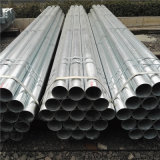 ASTM A53 A106 A500 Gr. Bは4インチのスケジュール40鋼管に電流を通した