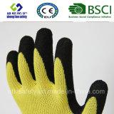 Перчатки латекса, перчатки работы безопасности (SL-R506)