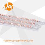 Barra de barramento de cobre elétrico de tipo Pin / U de alta qualidade