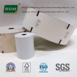 Rouleaux de tickets en papier thermique pour systèmes de gestion Q