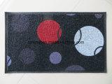 Grande stuoie esterne della fibra di cocco stampate di punto della stuoia di portello della bobina di Ovc di formato stuoia pulita