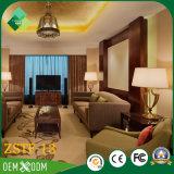 Jogo de quarto moderno do hotel do estilo da venda por atacado de comércio do Teak da garantia (ZSTF-13)