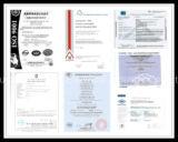 6A/10A/16A CCC van de Stop van het Koord van de Uitbreiding van de Stijl van China Certificaat