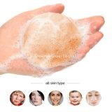 Éponge/à moitié bille faciales konjac normales initiales de nettoyage de 100% konjac