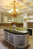 Superfici del quarzo per il controsoffitto della cucina