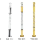 Колонка Railing лестницы высокого качества акриловая кристаллический