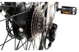 Batería incorporada del ciclo eléctrico adulto en marco ruedas de 27 a 28 pulgadas
