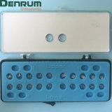 ISOのセリウムのFDAが付いているDenrumの歯科矯正学のBondableブラケット