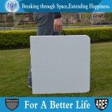 절반 접히 백색을%s 가진 가벼운 옥외 HDPE 4FT 접의자
